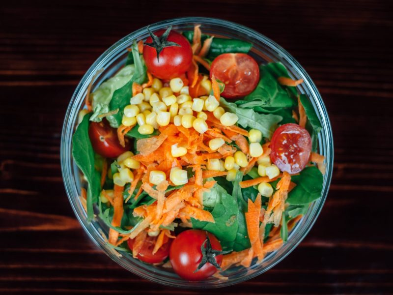 simple salad